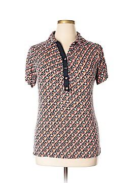 Bay Studio Short Sleeve Polo Size 1X (Plus)