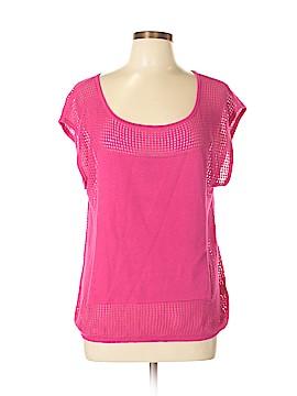 Rebecca Minkoff Short Sleeve Top Size M
