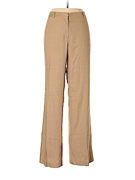 Anne Klein Linen Pants Size 12