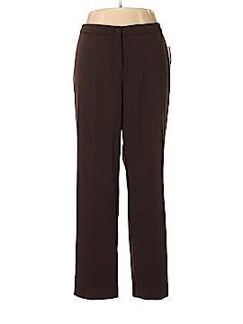Jones New York Signature Casual Pants Size 16 (Plus)