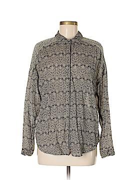 Scotch & Soda Long Sleeve Button-Down Shirt Size M