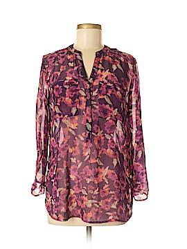 Apt. 9 Long Sleeve Blouse Size M
