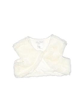 Jona Michelle Faux Fur Vest Size 4T