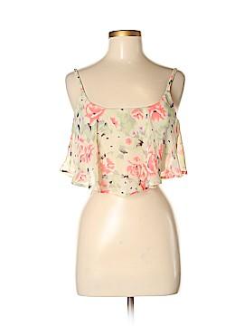 Necessary Clothing Sleeveless Blouse Size M