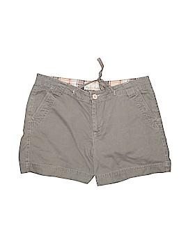 Natural Reflections Khaki Shorts Size 12