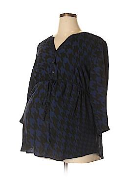 Motherhood 3/4 Sleeve Blouse Size XL (Maternity)