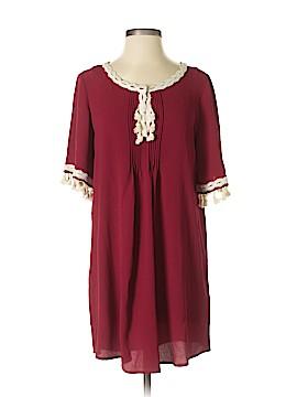Kori America Short Sleeve Blouse Size S