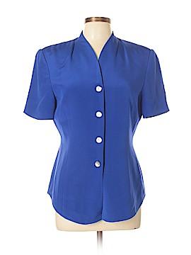 Amanda Smith Silk Blazer Size 10