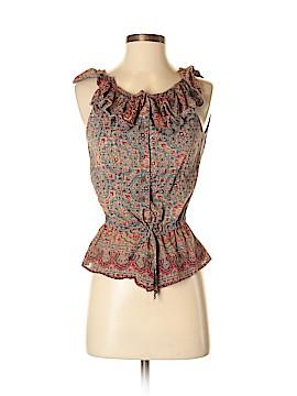 Lauren Jeans Co. Short Sleeve Blouse Size XS
