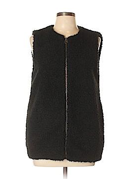 Wilfred Faux Fur Vest Size M