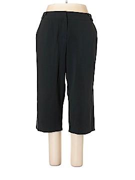 Larry Levine Khakis Size 18W (Plus)