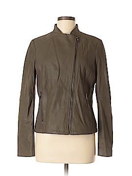 Lark & Ro Leather Jacket Size M