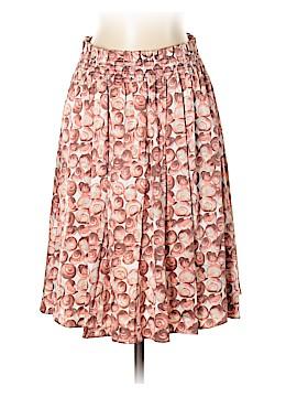 Herion Silk Skirt Size 40 (Plus)