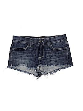 Wildfox Denim Shorts 26 Waist