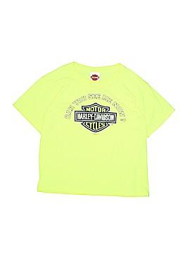Harley Davidson Short Sleeve T-Shirt Size 10 - 12