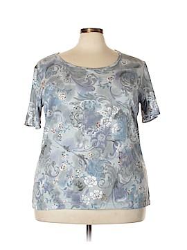 At Last Short Sleeve T-Shirt Size 2X (Plus)
