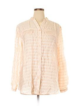 Erin Long Sleeve Blouse Size XL