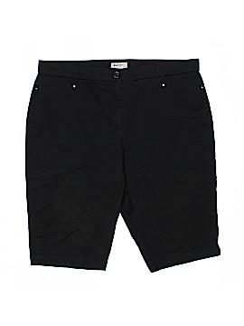Briggs New York Khaki Shorts Size 16