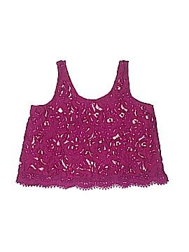 Xhilaration Sleeveless T-Shirt Size L