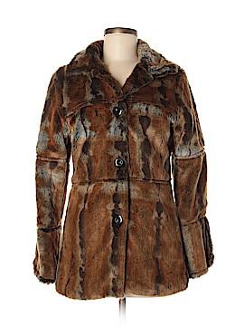 True Grit Faux Fur Jacket Size XS
