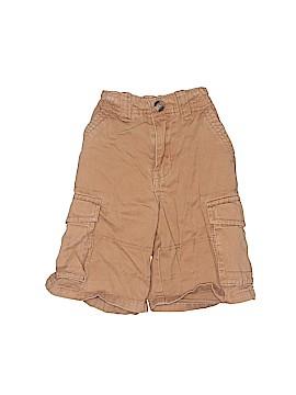 Toughskins Cargo Shorts Size 4
