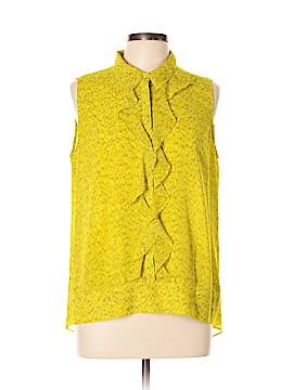 CAbi Sleeveless Blouse Size L