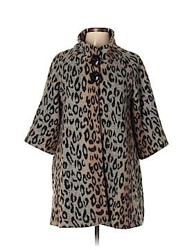 Luii Wool Coat Size L