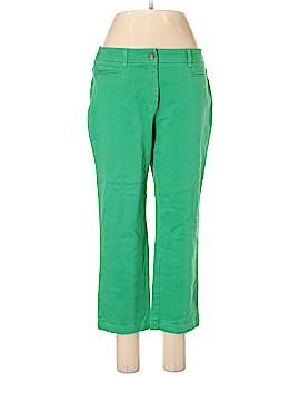 Jones New York Sport Khakis Size 10