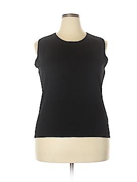 Michelle Nicole Sleeveless Top Size 2X (Plus)