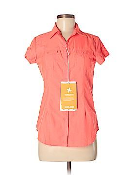 ExOfficio Short Sleeve Button-Down Shirt Size XS