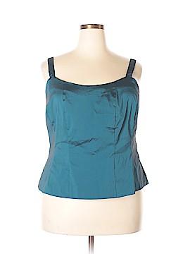 Alex Evenings Sleeveless Blouse Size 2X (Plus)