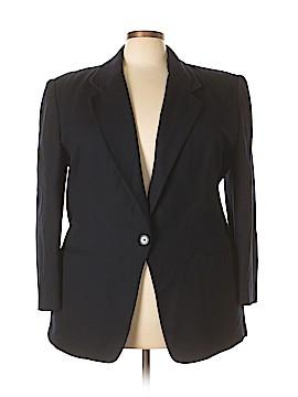 Jones New York Wool Blazer Size 20W (Plus)