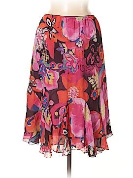 Chico's Silk Skirt Size Med (1)