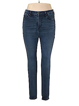 Good American Jeans Size 18 (Plus)