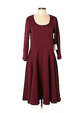 Melissa Masse Casual Dress Size 0X (Plus)
