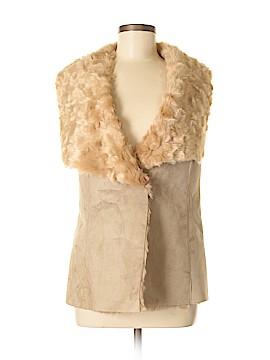 Luii Faux Fur Vest Size M