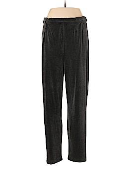 Liz Claiborne Velour Pants Size M (Petite)