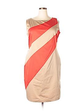 Evan Picone Casual Dress Size 20 (Plus)