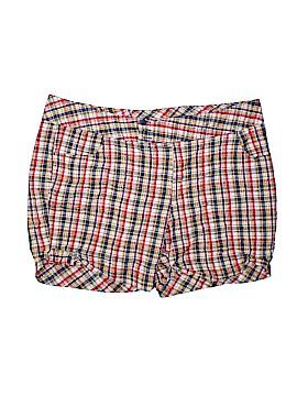 Jamie Nicole Collection Khaki Shorts Size 3X (Plus)