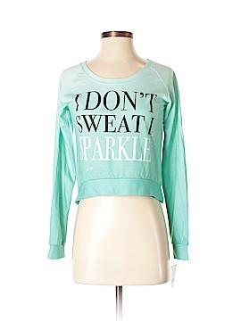 Chin Up Sweatshirt Size XS
