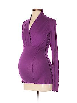 Motherhood Long Sleeve Top Size S (Maternity)
