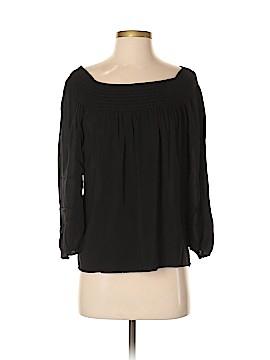 Velvet 3/4 Sleeve Blouse Size XS