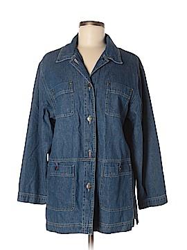 Susan Bristol Denim Jacket Size M