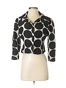 Suzi Chin Silk Blazer Size 4