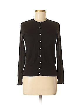 Petite Sophisticate Silk Cardigan Size 8
