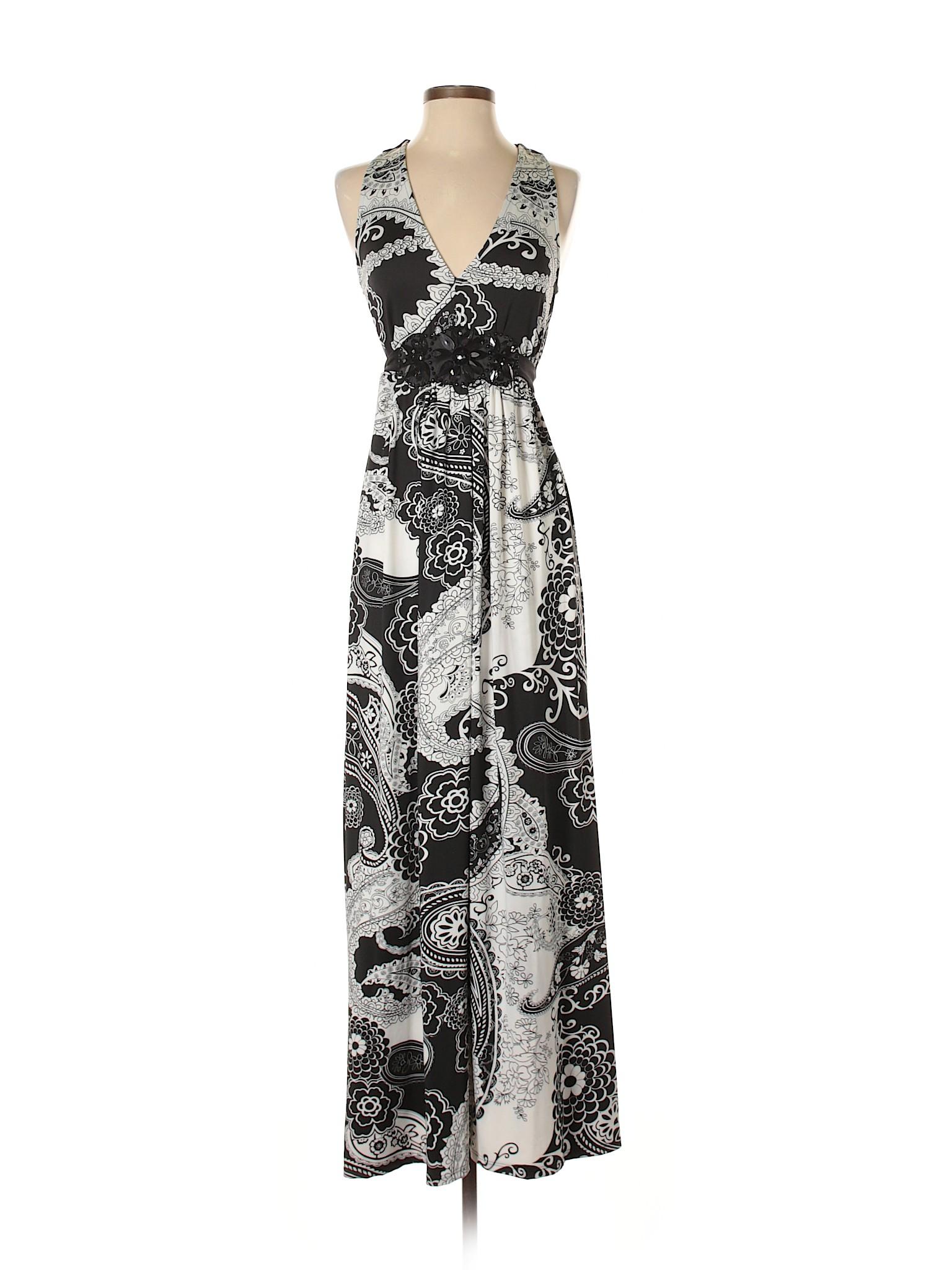 Beige Dress by Casual ECI Selling xnawHRYq1w