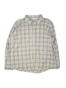 Crossroads Long Sleeve Blouse Size 24 (Plus)