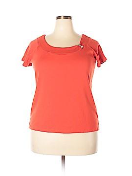 Rafaella Short Sleeve Top Size XXL