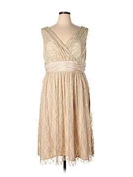 Midnight Velvet Cocktail Dress Size 16