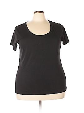 Mix & CO Short Sleeve T-Shirt Size 3X (Plus)